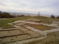 Photo paysage et monuments, Hières-sur-Amby - Hières-sur-Amby : site archéologique Larina