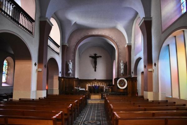 Photo Monestier-de-Clermont - église Saint Pierre