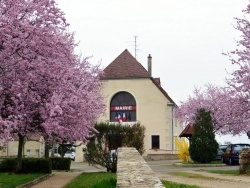 Photo paysage et monuments, Asnans-Beauvoisin - Asnans Jura. 24 Mars 2017.