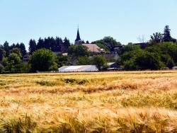 Photo paysage et monuments, Asnans-Beauvoisin - Asnans Jura. Juin 2017.