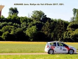 Photo paysage et monuments, Asnans-Beauvoisin - Asnans Jura.Rallye du val d'Orain 2017. ES 1.10 Juin 2017.B