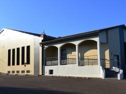 Photo paysage et monuments, Asnans-Beauvoisin - Asnans Jura. Salle polyvalente. Août 2018.