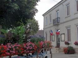 Photo paysage et monuments, Aumur - Aumur.Jura;mairie