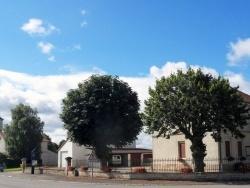 Photo paysage et monuments, Aumur - Aumur.jura.centre ville.