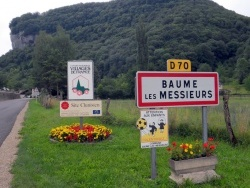 Photo de Baume-les-Messieurs