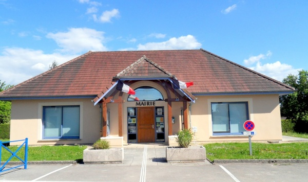 Photo Baverans - Baverans Jura; mairie