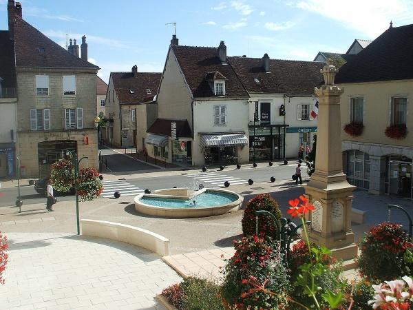 Photo Bletterans - Bletterans centre-ville.