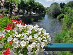 Photo paysage et monuments, Bletterans - Bletterans Jura:Le Seillon été 2013.