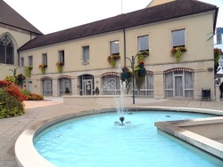 Photo paysage et monuments, Bletterans - Mairie de Bletterans Jura.