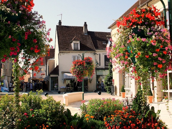Photo Bletterans - Bletterans été 2009-1.