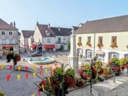 Photo paysage et monuments, Bletterans - Bletterans Jura. Centre ville. Août 2017.
