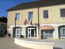 Photo paysage et monuments, Bletterans - Bletterans Jura; siège de la communauté de communes.A.