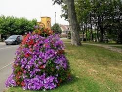 Photo paysage et monuments, Bletterans - Bletterans  Jura,Juillet 2019