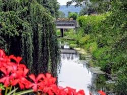 Photo paysage et monuments, Bletterans - Bletterans  Jura,Juillet 2019.Le Seillon.