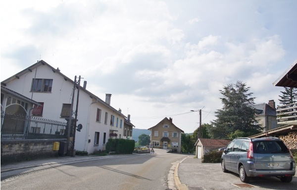 Photo Chaux-des-Crotenay - le village