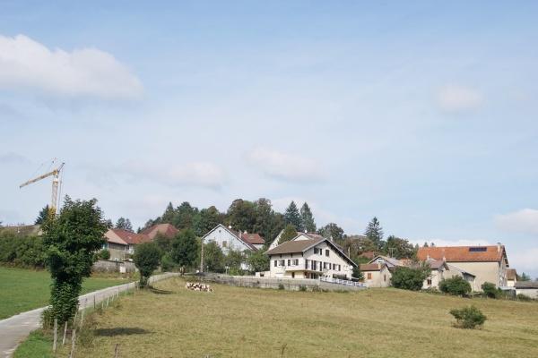 Photo Chaux-des-Crotenay - le village