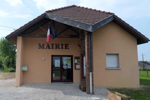 Photo La Chaux-en-Bresse - Mairie de La Chaux en Bresse.jura.