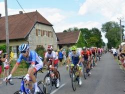 Photo paysage et monuments, La Chaux-en-Bresse - La Chaux en Bresse Jura.passage du tour de France 12 Juillet 2019 C