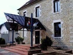 Photo paysage et monuments, Commenailles - Commenailles Jura-Mairie