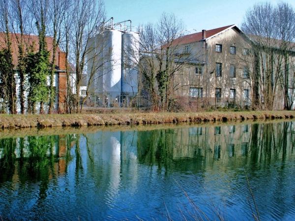 Photo Damparis - Damparis-Jura-canal du Rhône au Rhin.
