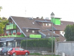 Photo paysage et monuments, Dole - DOLE Jura - Le Chalet du Mont-Roland - Hôtel restaurant.