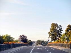 Dole (39) - Dole Jura - Grande rue - Août 2016.