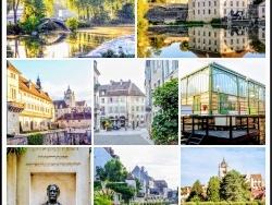 Photo paysage et monuments, Dole - Dole Jura. Juillet  2017.