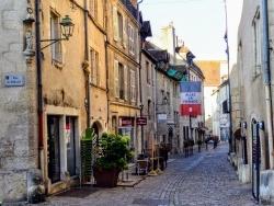 Photo paysage et monuments, Dole - Dole Jura. Rue Pasteur.