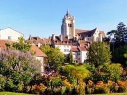 Photo paysage et monuments, Dole - Dole Jura. Juillet 2018.