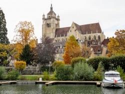 Photo paysage et monuments, Dole - Dole Jura; Automne 2020.
