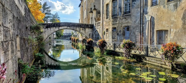 Dole Jura, Canal des tanneurs 2021.