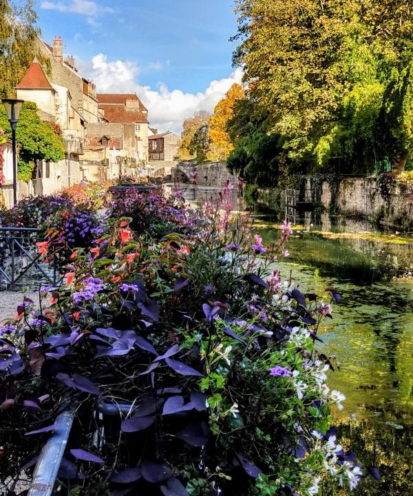 Dole Jura, Canal des tanneurs 2021.B.