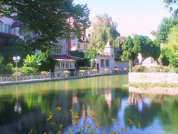 Photo Dole - Canal des tanneurs.