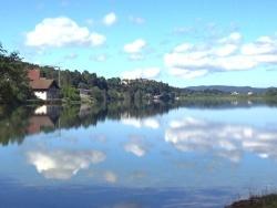 Photo paysage et monuments, Grande-Rivière - Grande-Riviere;Lac de L'abbaye.