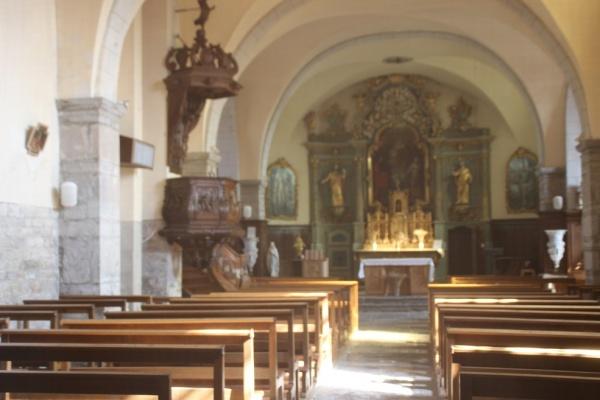 Photo Grozon - église Notre Dame