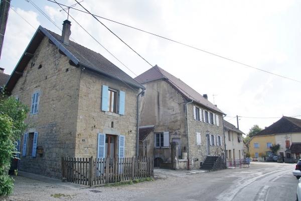 Photo Grozon - le village