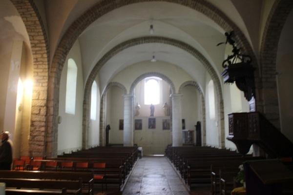 Photo La Marre - église sainte Trinité
