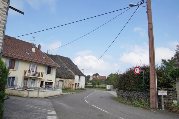 Photo La Marre - le village