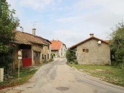 Montrond (39) - le village