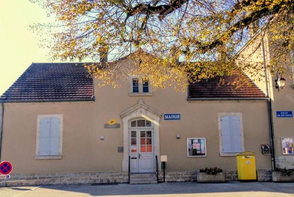 Neublans Jura, Mairie