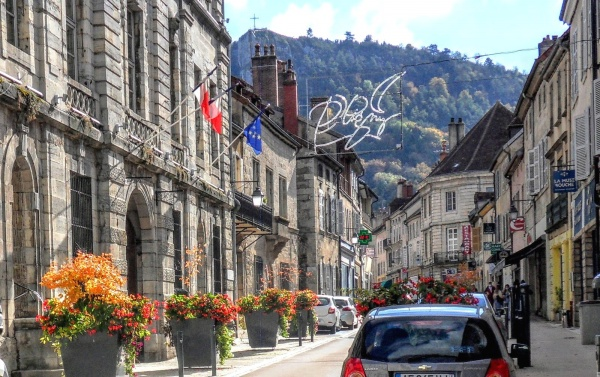 Poligny Jura