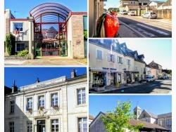Photo paysage et monuments, Saint-Aubin - Saint-Aubin Jura. Juillet 2020.
