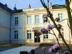 Photo paysage et monuments, Saint-Aubin - Saint aubin-Jura:mairie.