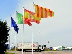 Photo paysage et monuments, Tavaux - Vers entrée de L'aéroport Dole-Tavaux.