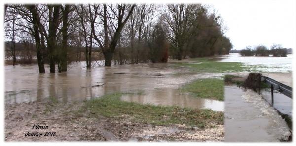 Photo Villers-les-Bois - Inondation