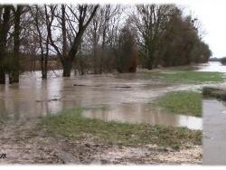 Photo paysage et monuments, Villers-les-Bois - Inondation