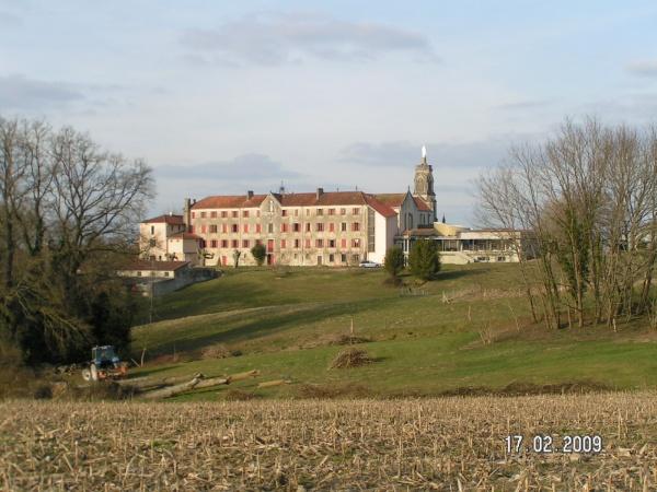 L'abbaye de Maylis