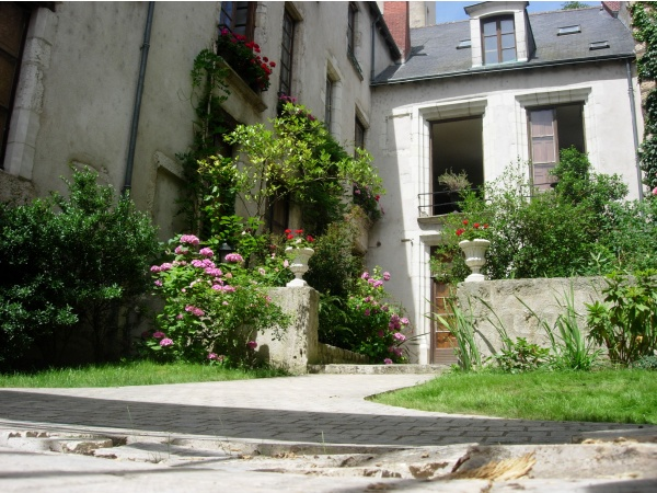 Hôtel de Rochefort à Blois