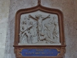 Photo paysage et monuments, Candé-sur-Beuvron - église Saint Bienheuré