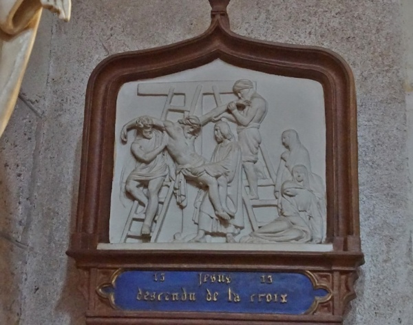 Photo Candé-sur-Beuvron - église Saint Bienheuré